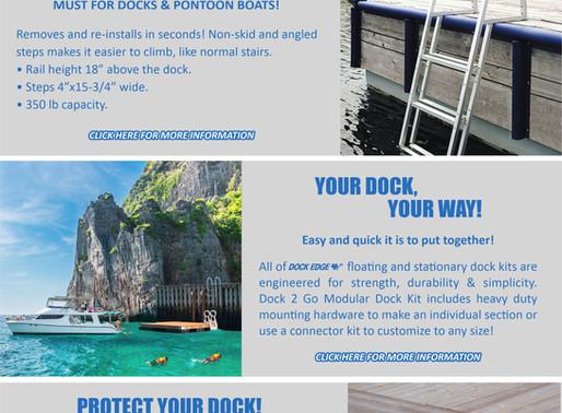 Dock Edge Your Dock Your Way