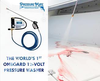 Pressure Mate logo spray boat cutout slogan.png
