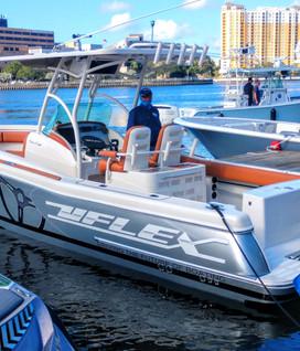 UFLEX USA Boat