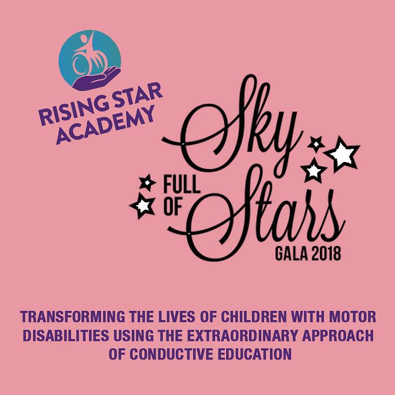 Rising Star Academy: Sky Full of Stars Gala 2018
