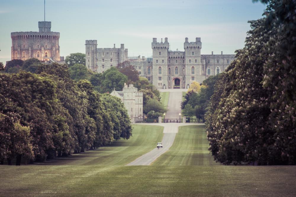 Windsor Castle again