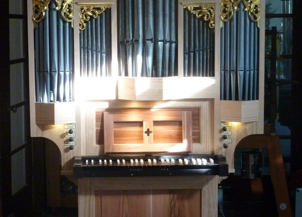 Buschbeck organ 2018