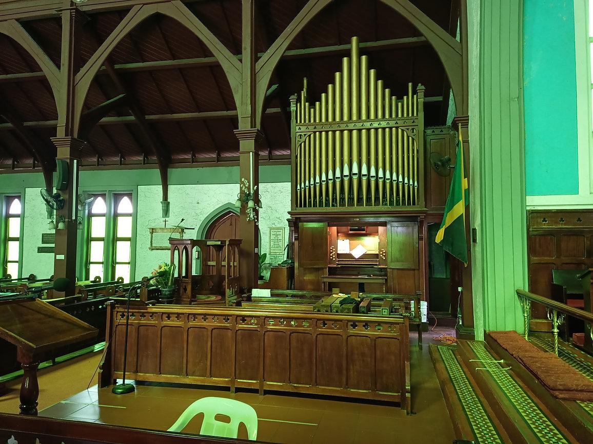 Saint George Church westmoreland