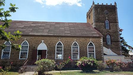 Black river Jamaica Saint John church