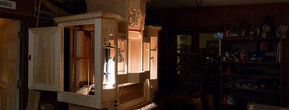 buschbeck organ case