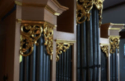 Buschbeck organ 4 ranks