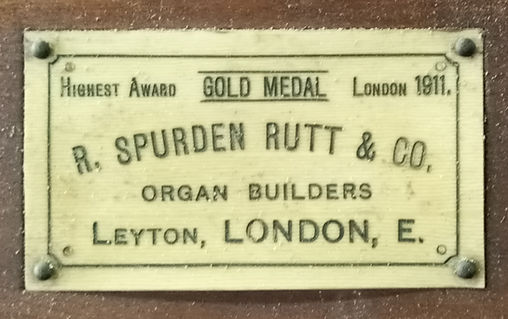 R Spurden Rutt organ plate.jpg