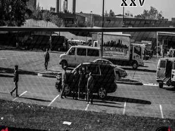 "🎧 Ya disponible en Spotify ""Hoodlife XXV"" Clan The Warriors"