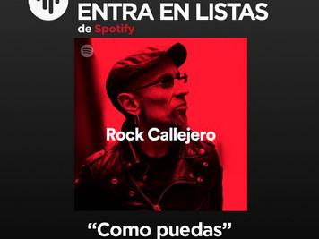 "⏯ ""COMO PUEDAS"" de ⛓Libertad incondicional⛓ entra en lista oficial de Spotify"