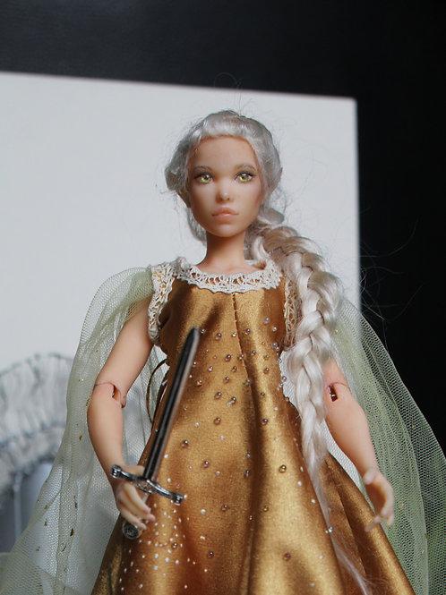 Seline, elf maiden