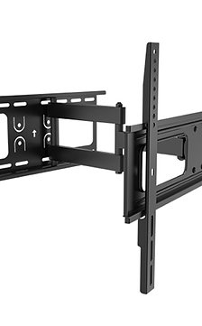 Wall Mount Full Motion Flat / Curved 37-70in