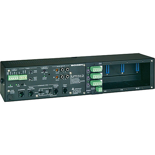 3 ZONE CONTROLLER (COMES W/1-ZX3)