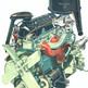 Il motore 4 cilindri da 1698cc