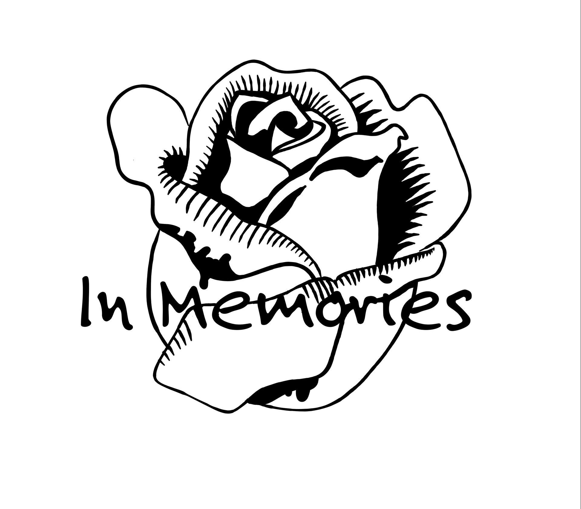 In Memories Shirt Design