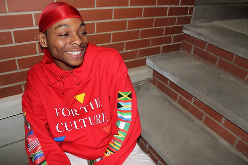 Red FTC Hoodie