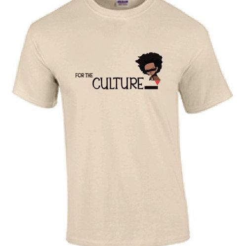 Tan FTC T-Shirt Boondocks (Huey Edition)