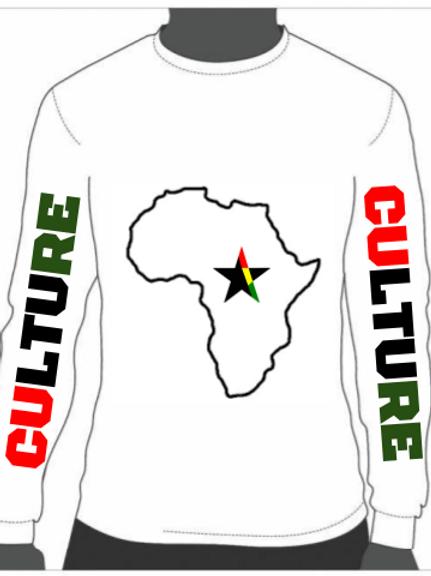 White Culture Shirt