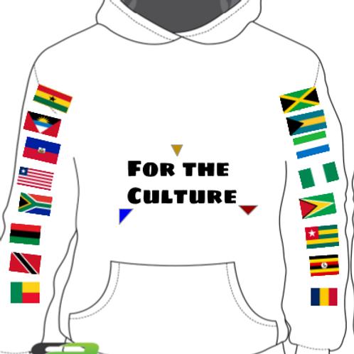 White FTC Hoodie