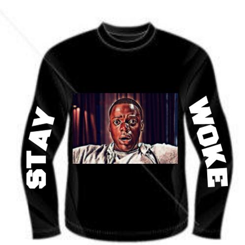 Black Stay Woke Shirt