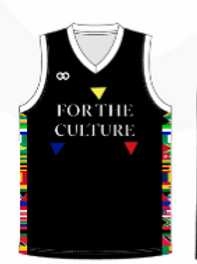 Basketball FTC Flags Jersey