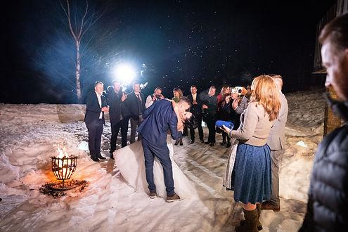 Winter wedding in the snow.jpg