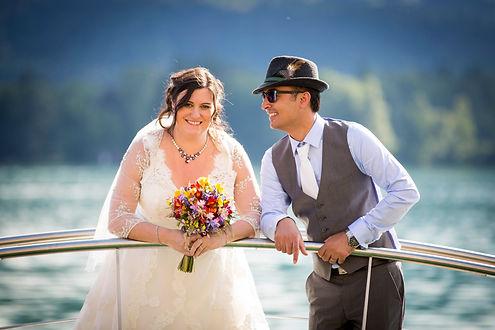 Lakeside Wedding in Austria