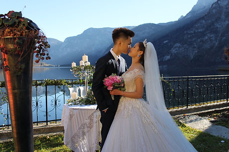 Prewedding in the UNESCO Site Hallstat
