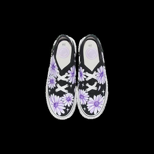 Daisy Canvas Shoes