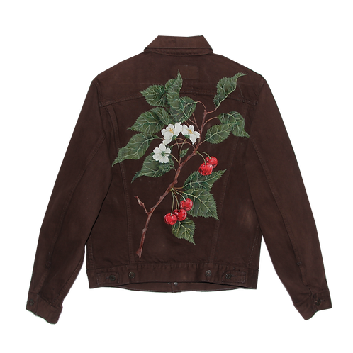 Painted Cherry Jacket