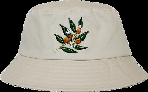 Orange Blossom Bucket Hat