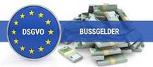DS-GVO-Bußgeld des Bundesbeauftragter für den Datenschutz und die Informationsfreiheit (BfDI)