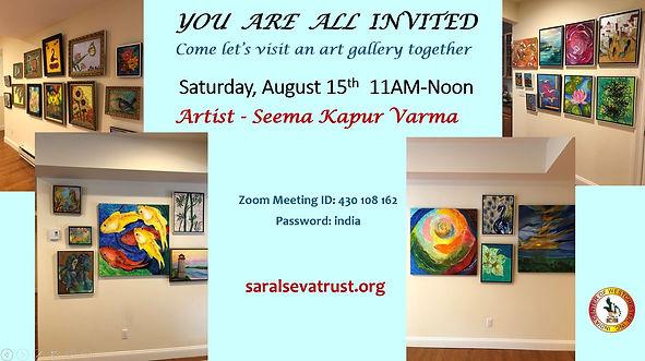 Seema Kapur Varma Art Gallery Flyer 1_up