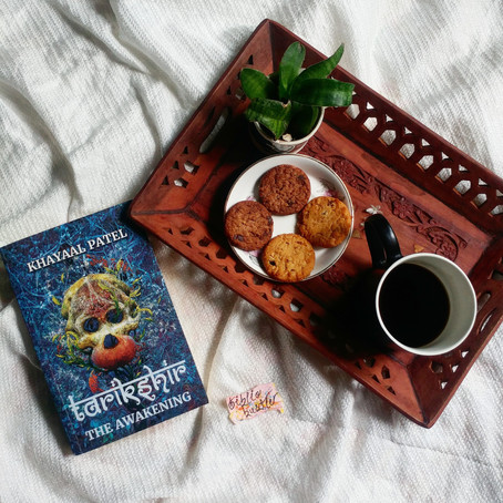 Tarikshir: The Awakening - Khayal Patel   Review by Priyanshi Borad