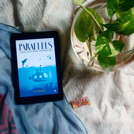 Parallels - V. S. Sury | Review by Priyanshi Borad