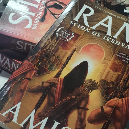 Ram by Amish Tripathi | Review by BshubhamB