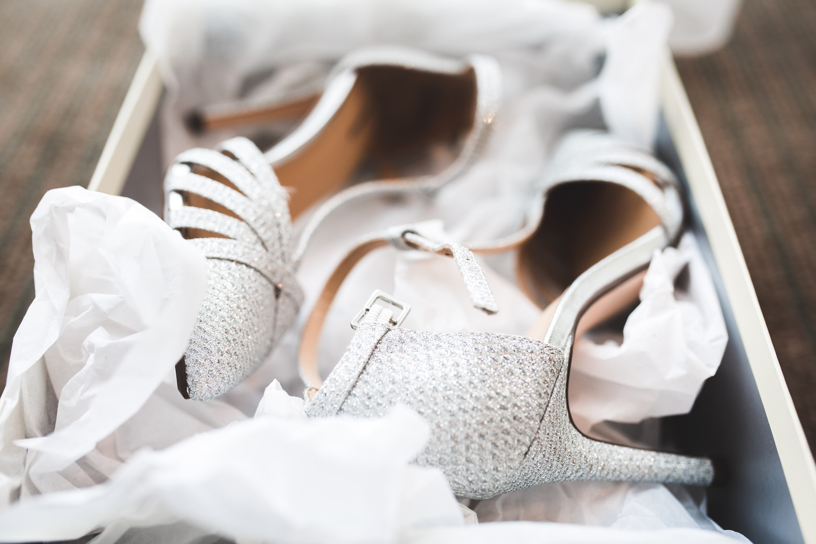 Brides Shoes in Mecure Hotel Sheffield