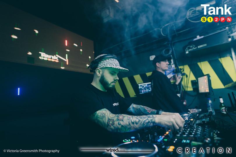 Holy Goof at Tank Nightclub
