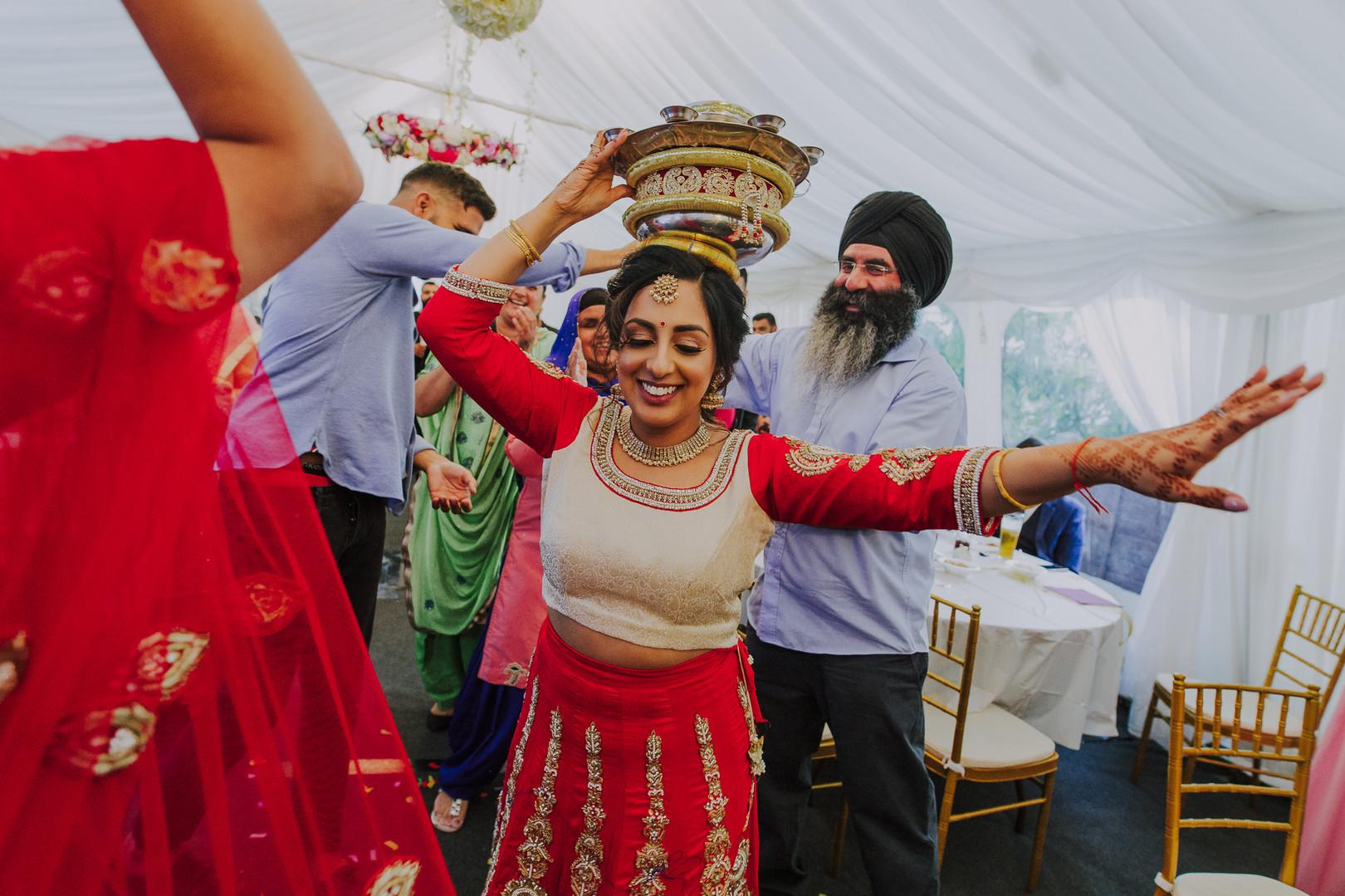 sikh wedding photographer sheffield
