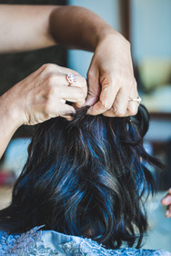 sheffield mercure hotel wedding hair