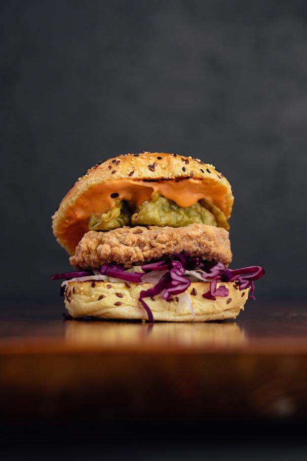 Burger photographer in Sheffield