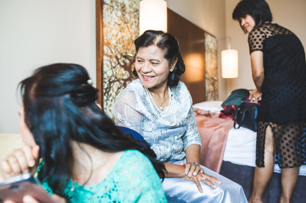 sheffield mercure hotel wedding photoshoot