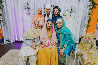 Birmingham sikh engagement photography packages