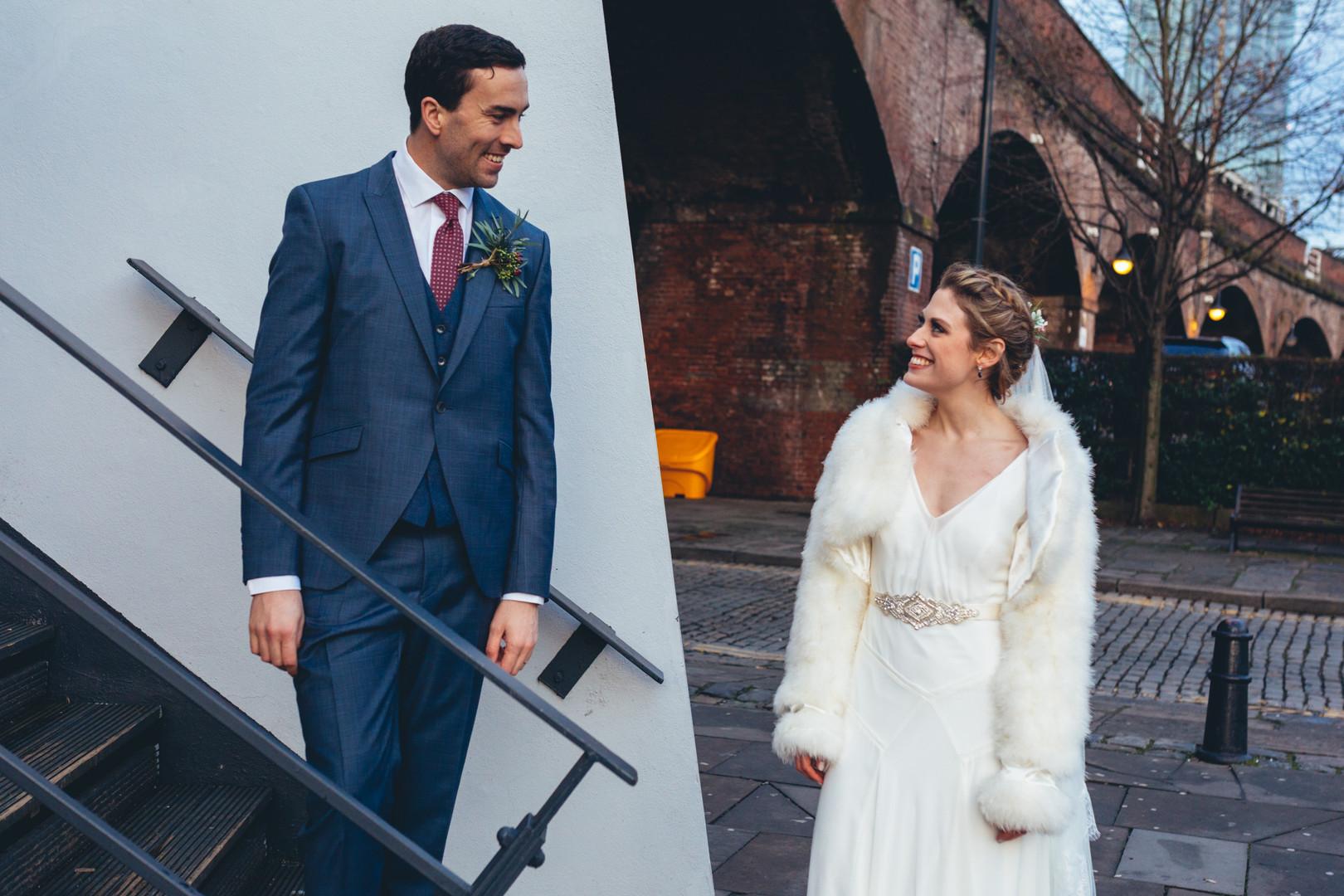 castlefield rooms wedding photographer
