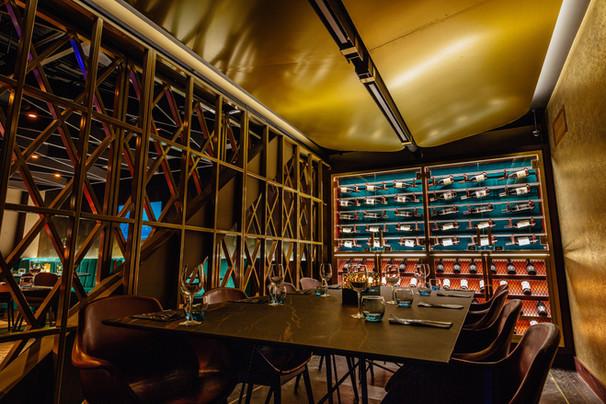 restaurant venue photographer manchester