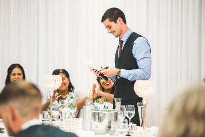 groom speech wedding packages