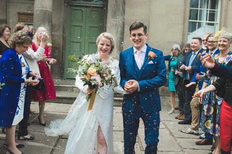 upper chapel city centre wedding photographer