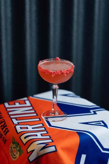 Firepit cocktail sheffield