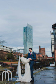 manchester castlefield weddings, manchester castlefield wedding packages, book manchester castlefield