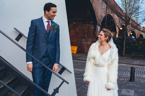 manchester castlefield wedding photography packages