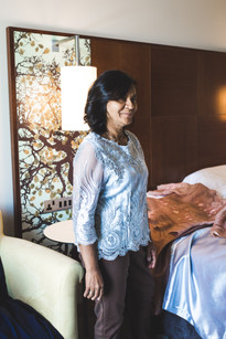 mercure hotel wedding preparation
